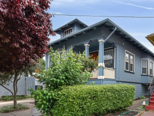 519 43rd St, Oakland. List $739,000 Sold$920,000