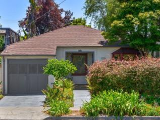 1328 Russell, Berkeley. List $775,000 Sold$980,000