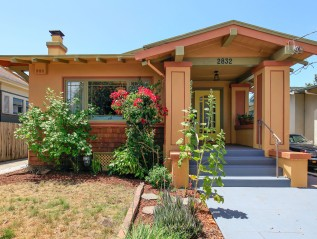 2832 Stanton, Berkeley. List $785,000Sold$1,050,000