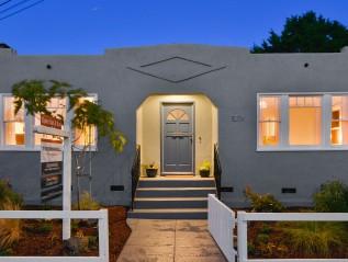 1231 Curtis St, Berkeley. List $875,000 Sold$1,073,000
