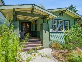 1303 McGee Ave, Berkeley . List $1,025,000 Sold$1,200,000