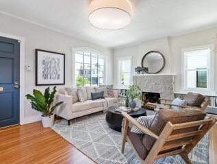 726 Cornell Ave, Albany. List $795,000 Sold$890,000